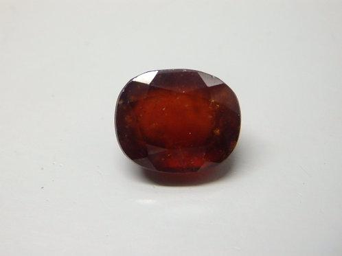 Natural Hessonite- Gomed 10.61  Ratti Gemstone