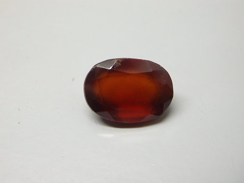 Natural Hessonite- Gomed 7 Ratti Gemstone