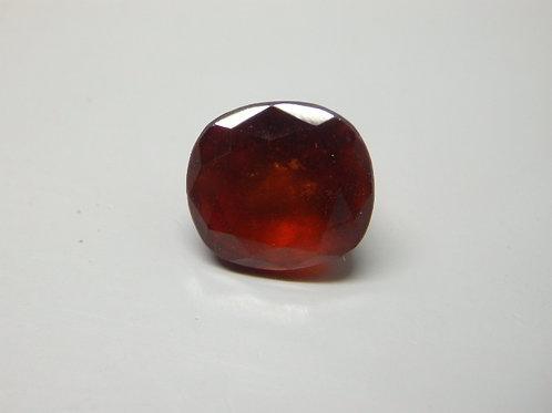 Natural Hessonite- Gomed 8  Ratti Gemstone