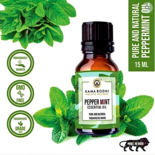 PEPPERMINT ( Mentha × Piperita) Essential Oil