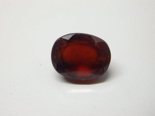 Natural Hessonite- Gomed 13.81  Ratti Gemstone