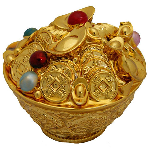Wealth Bowl Feng Shui Vastu Product