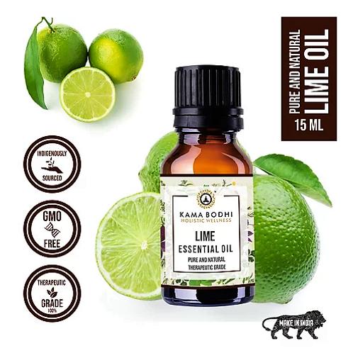 LIME (Citrus × aurantiifolia)Essential Oil