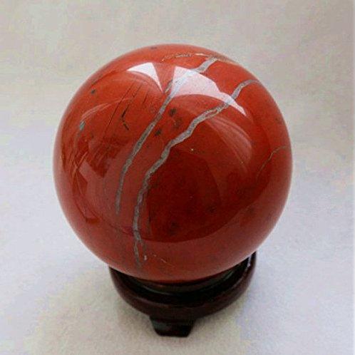 Red Jasper Ball