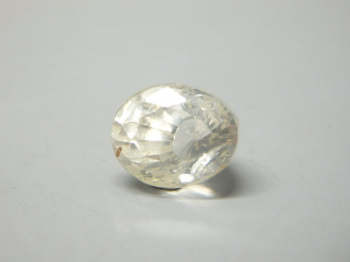 Natural Yellow Sapphire - Pukhraj 4.50 Ratti