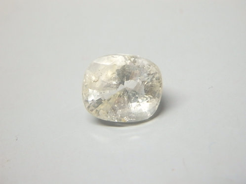 Natural Yellow Sapphire - Pukhraj 5 Ratti