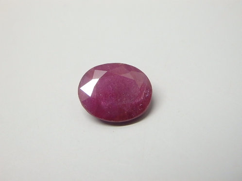 Natural Ruby - Manik 4 Ratti Gemstone