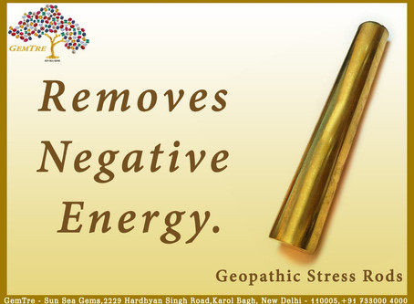 Geopathic Stress Rods to minimize your stress - Gemtre