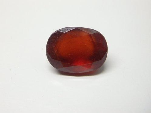 Natural Hessonite- Gomed 11.51  Ratti Gemstone