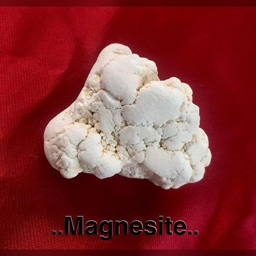 Magnesite Cluster