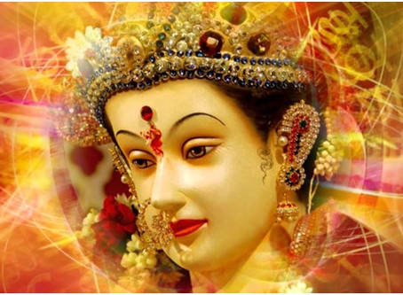 This Navratri Experience the Mystical beauty