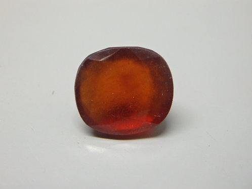 Natural Hessonite- Gomed 6.79 Ratti Gemstone