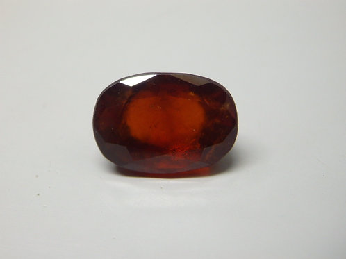 Natural Hessonite- Gomed 8.59  Ratti Gemstone