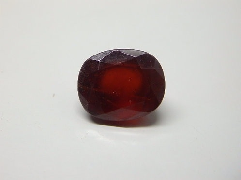 Natural Hessonite- Gomed 7.69 Ratti Gemstone