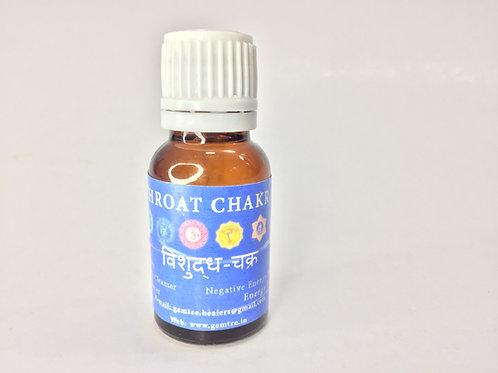 Throat Chakra Essential Oil