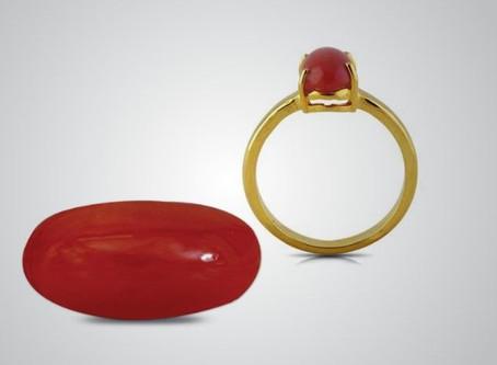 Benefits of Red Coral Gemstones - Gemtre