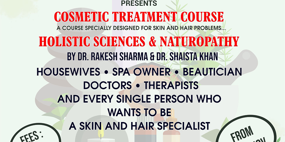Cosmetic Treatment Course