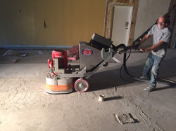 Concrete Grinding and Shaving