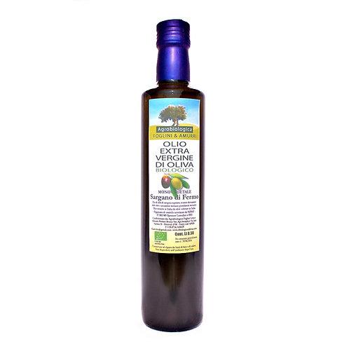 Olio EVO Blend IL BIOLOGICO DI LIVIA Bottiglia 0,75 lt