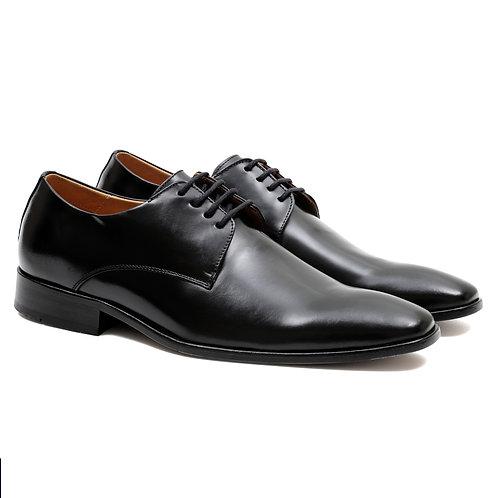 Sapato Masculino Derby Roma Solado Couro