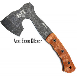 Esee Gibson Axe