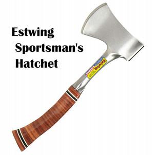 Estwing Sportsman's Hatchet