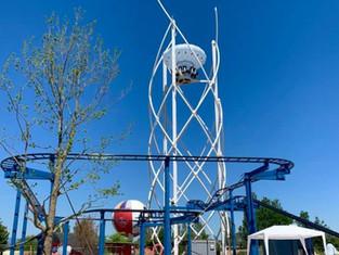 Le parc du Petit Prince 2019 : Pierre de Tonnerre