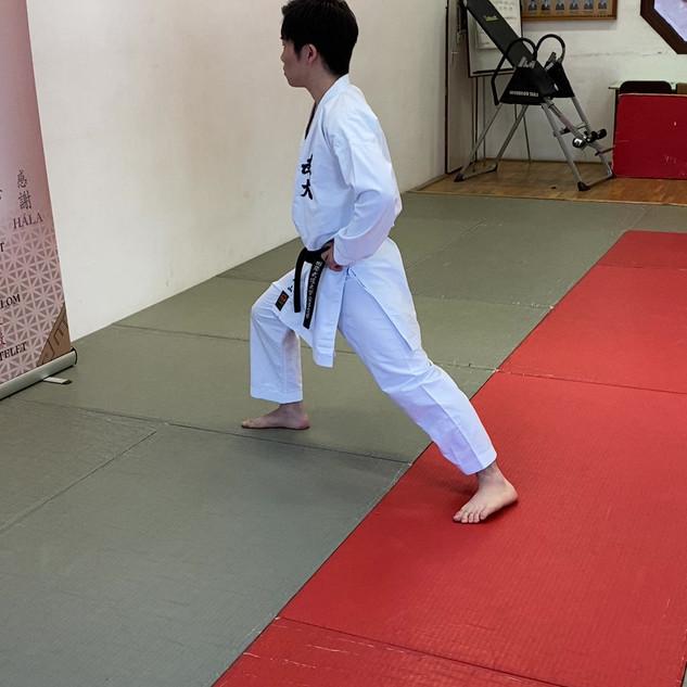 4. Zenkutsu dachi (támadó állás).mov