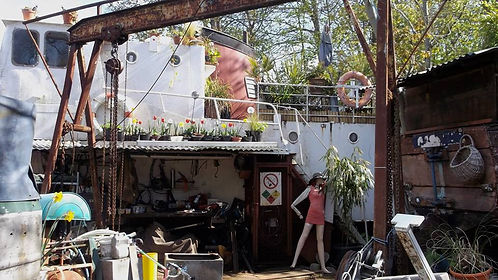 Eel Pie Island Wheelhouse