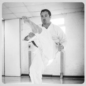 Scott Langley DOEJAP Shotokan Karate Cheltenham