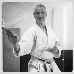Simon Bligh DOEJAP Shotokan Karate Cheltenham