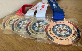 British Open Competition Results