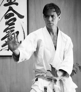 Rick Hotton DOEJAP Shotokan Karate Cheltenham