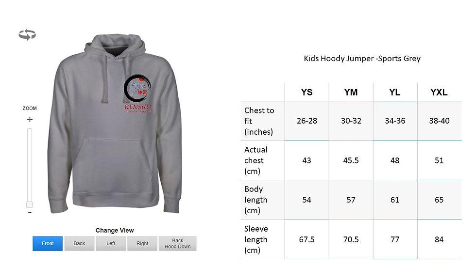 Kids Hoody Jumper