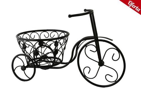 Triciclo macetero vintage de hierro imagina en hierro - Maceteros de hierro ...