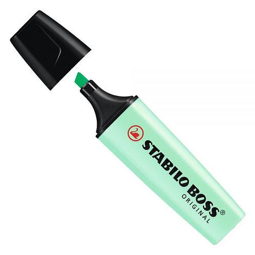 Stabilo Boss Pastel Verde