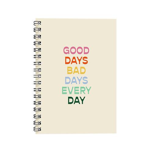 Notebook - Good Days