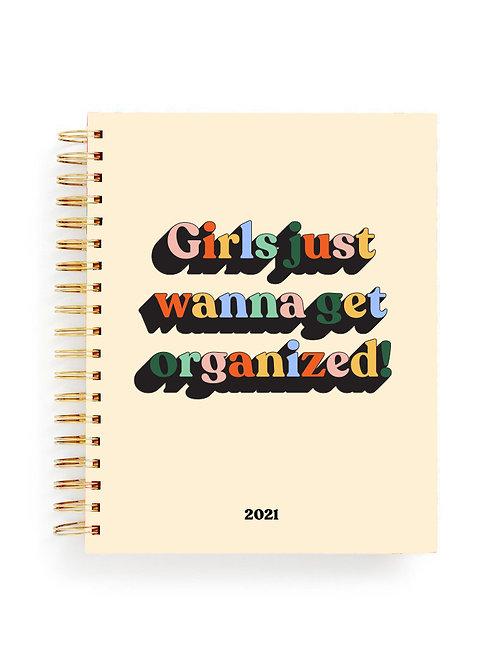 Agenda - Get Organized