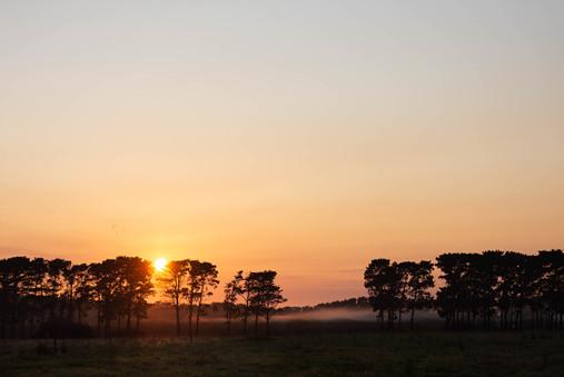 Sunrise on the Bellarine Peninsula
