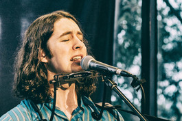 Jack Meredith - Blues singer, guitarist, harmonica