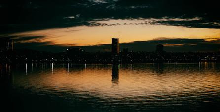Geelong after Sunset #3