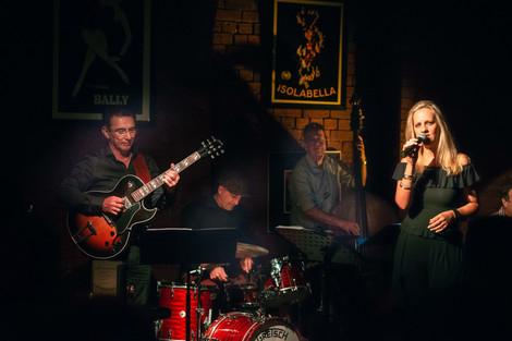 Georgina Docherty & Band