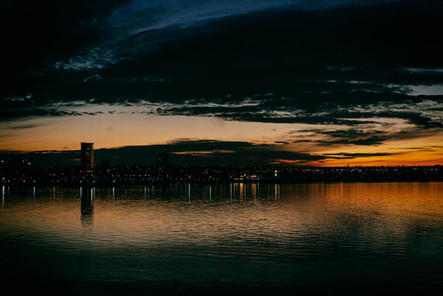 Geelong after Sunset #2