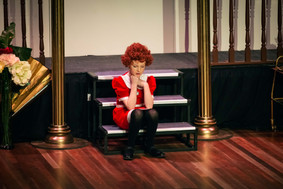 Annie contemplates her future
