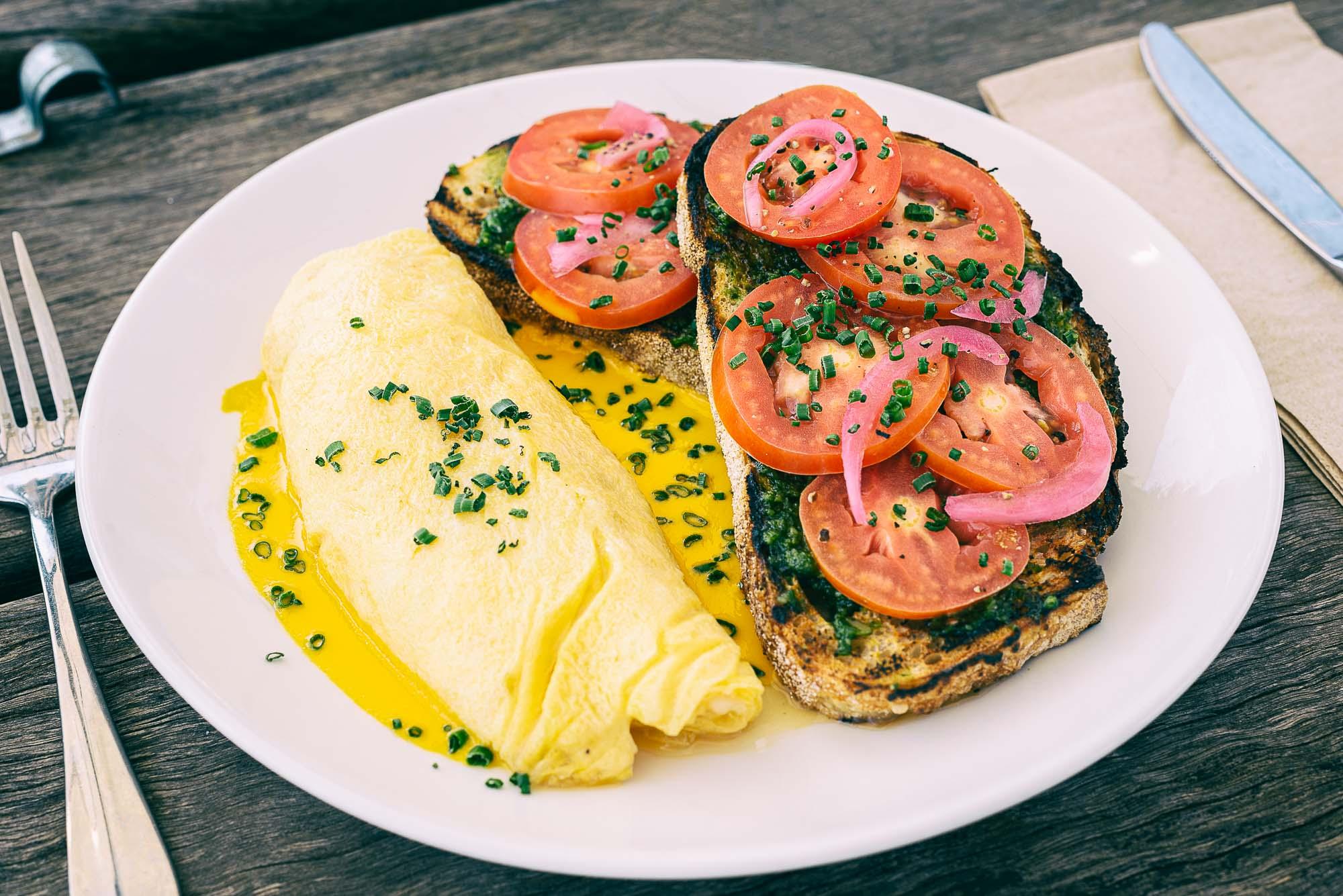 Breakfast or lunch