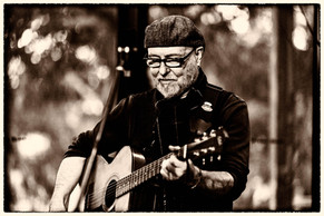 Wayne Jury - Blues musician, singer and songwriter