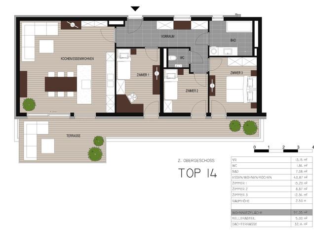 2020-01-08 Grundriss Penthousewohnungen