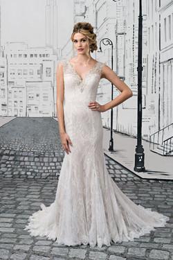 Justin Alexander Wedding Dress 8882