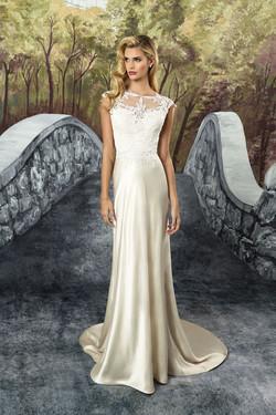 Justin Alexander Wedding Dress 8792