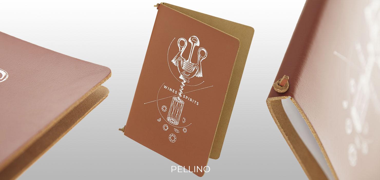 Porte-menu PELLINO